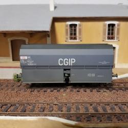 "Wagon Coke STEMI 56 ""CGIP"" Ep.IV-V - Patiné"
