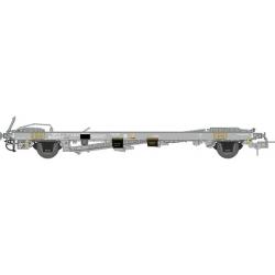Wagon KANGOUROU SEGI Ep.III vide (Fin de Convoi - 1 Seul Attelage)
