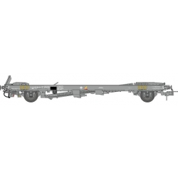Wagon KANGOUROU SEGI Ep.IV vide (Fin de Convoi - 1 Seul Attelage)