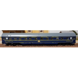 Voiture lits UHansa - Gérance SNCF - Ep. IIIb