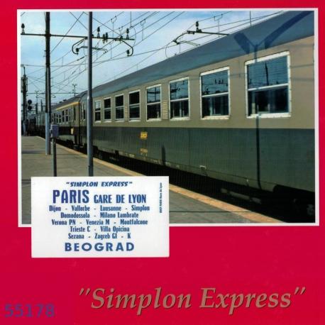 Coffret SIMPLON EXPRESS Ep.IV