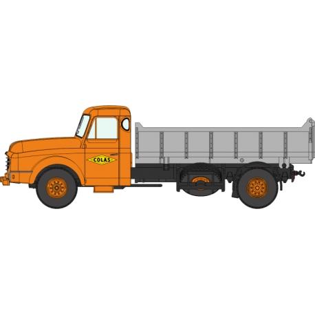 """CB065 - Camion Willème benne """"COLAS"""""""