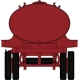 CB070 - Camion Willème Citerne à vin + remorque rouge (Préservé par M.Michel)