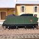 MB094 - Tender 30 A 150 SNCF, Vert SNCF 306 filets rouges (pour décor)