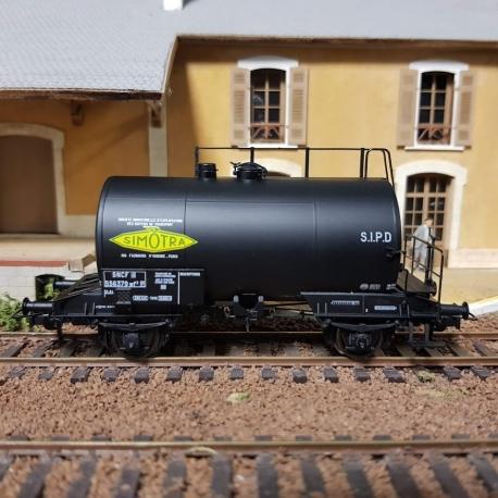 "WBE002 - Citerne 2 essieux ex-DR SNCF ""SIMOTRA"""