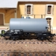 WBE004 - Citerne 2 essieux ex-DR SNCF grise sans marquages
