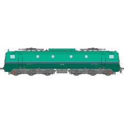CC 7124 SUD EST Maurienne Frotteur 3ème rail dépôt de Chambéry AC SOUND Pan,tographe fonctionnels