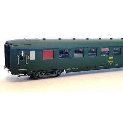 VOITURE DEV U46 B10 Vert Celtique 301 - châssis gris - Ep.IV (Bout de Voiture avec Porte Lanterne Ancien)