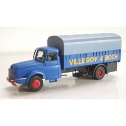 "CB105 - Camion Willeme Bâché ""VILLEROY & BOCH"""