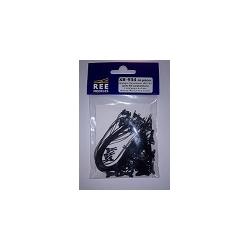 XB934 - Attelage AIMANT CONDUCTEUR NEM362 3 Tailles Long/Moyen/Court L/M/S (x 16)