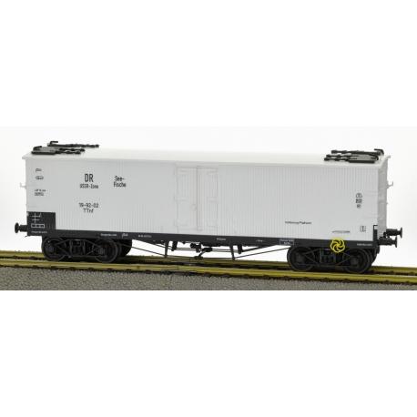 Wagon TP FRIGO Origine à Trappes à glace DR-USSR Zone Ep.III