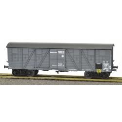 Wagon COUVERT TP 2 Portes Ep.II PLM Kwy 113019
