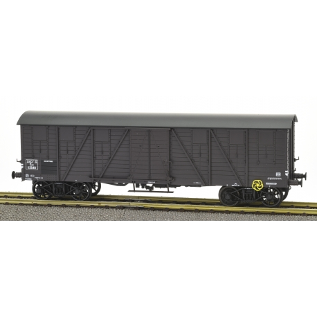 Wagon COUVERT TP 2 Portes Ep.III A SNCF Kwy 113048