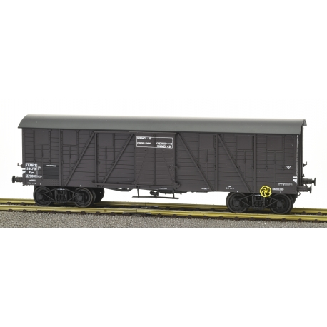 Wagon COUVERT TP 2 Portes Ep.III A SNCF Kwy 379803