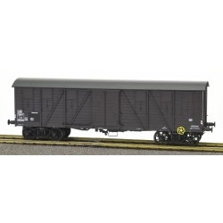 Wagon COUVERT TP 2 Portes Ep.III B SNCF Lyw 418305