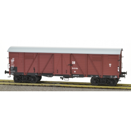 Wagon COUVERT TP 2 Portes Ep.III DR 15-11-54