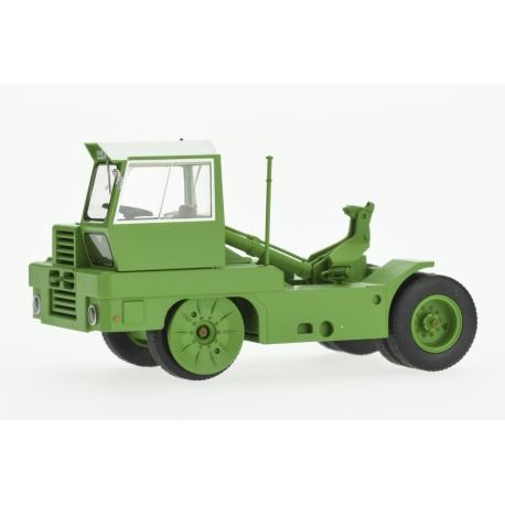 "Tracteur ""KANGOUROU"" Vert et Toit Blanc N° 223"