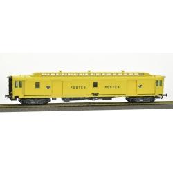 ALLEGE jaune intermédiaire, châssis gris bogie Y24, soufflet, PEz N°50 87 00-85 547-3 Ep.IV