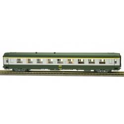 VOITURE UIC A9 Vert garrigue - Alu - Logo encadré livrée 160, Ep.IV (Retirage - Nouveau Numéro)