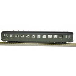 SET 3 DEV AO U46 (C10 + 2 A21/2B6)Vert 306, châssis et toit noir, jupes longues Ep.IIIA