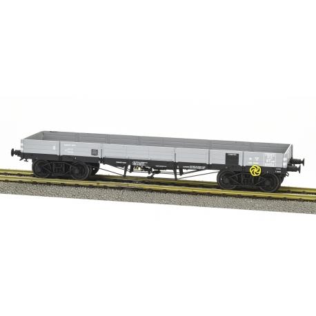 Wagon PLAT TP à 5 ridelles Ep.II PO NTyw 110525