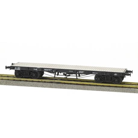 Wagon PLAT TP sans commande de freins Ep.II PLM 83969