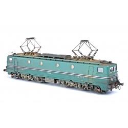 CC 7124 CHAMBERY Jupe échancrée, frotteur 3ème rail MAURIENNE - ANALOGIQUE