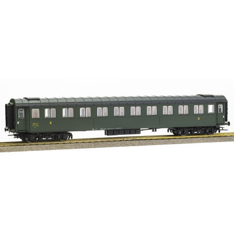 VOITURE Ex-FS SNCF C10 N°11450 Ep.III