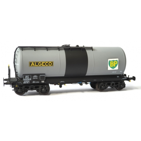 "Wagon CITERNE ANF longues bogies Y23M Ep.IV ""ALGECO-BP"""