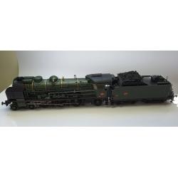 MB047 - 5-231 H 8 SNCF VENISSIEUX (Préservée à Mulhouse) Ep.III - Ep.V - ANALOGIQUE