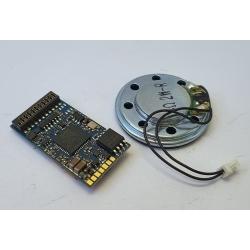 Décodeur sonore + HP - ESU BB67000/67300 Réf MB-023 et Après