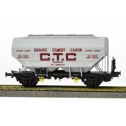 """Wagon Céréalier RICHARD - CTC Ep.III """"ESMERY-CARON"""""""