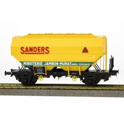 """Set de 2 wagons Céréalier Ep.IV """"SANDERS"""""""