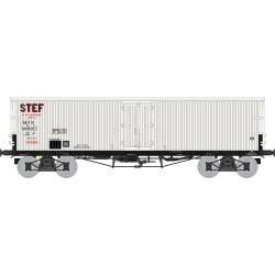 Coffret de 3 Wagons TP FRIGO Origine SNCF STEF Ep.III (Avec et Sans Trappes à glace)