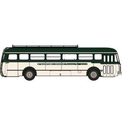 Autocar R4190 Vert et Crème - Transport B Gonthier - Périgueux (24)