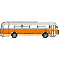 Autocar R4190 Orange et Gris - Transport Méresse - Iwuy (59)