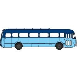 Autocar R4190 Bleu clair / Bleu foncé
