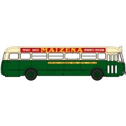 """Bus R4190 Vert et Crème RATP Ligne 258 Publicité """"Maïzéna"""" (75)"""