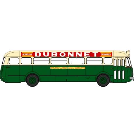 """Bus R4190 Vert et Crème RATP Ligne 262 Publicité """"Dubonnet"""" (75)"""