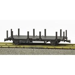 Wagonnet de draisine (plat à ranchers) Ep.III-IV