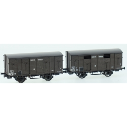 Set 2 COUVERTS OCEM Ep.III A SNCF