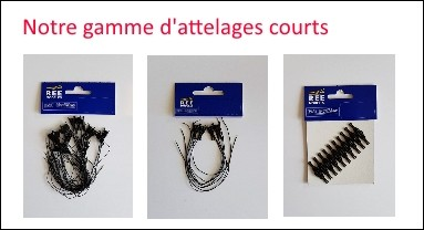 Attelages courts